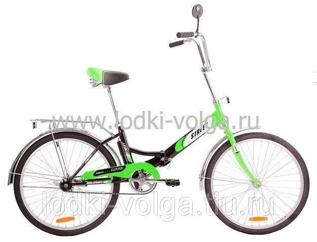 "Велосипед MTR Street Beat / 2401 24""; 1s (зеленый)"