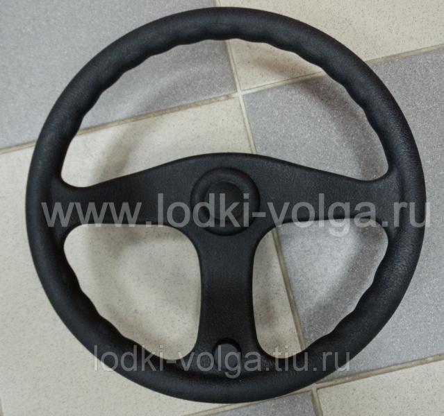 Колесо рулевое D33 ЕС черное