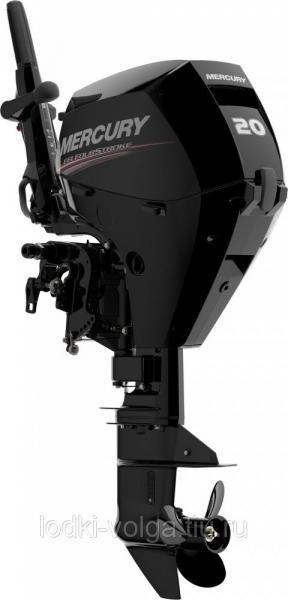 Лодочный мотор Mercury ME F20MH RedTail