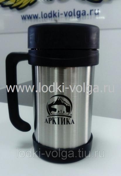 "Термос ""Арктика"" кружка с ручкой, 500 мл, (арт. 401)"