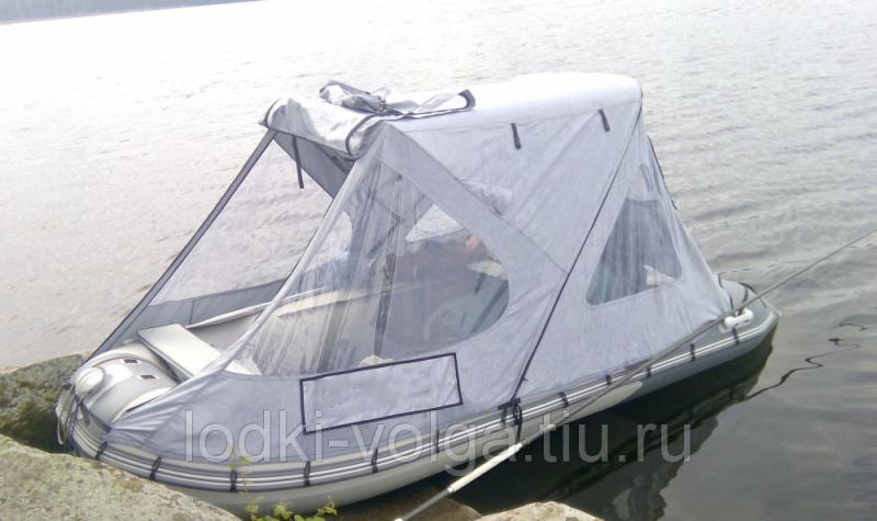 Тент ходовой кабриолет RUSH 3300 серый