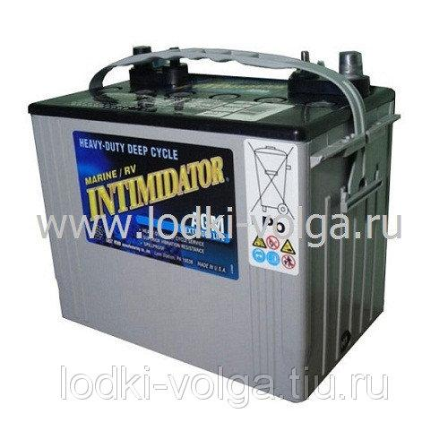 Аккумулятор Intimidator Deka AGM 8A24, 80 А/ч