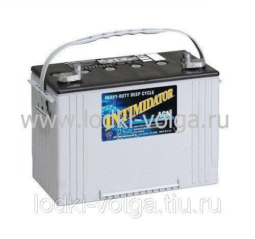 Аккумулятор Intimidator Deka AGM 8A27, 95 А/ч