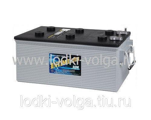 Аккумулятор Intimidator Deka AGM 8A8D, 245 А/ч