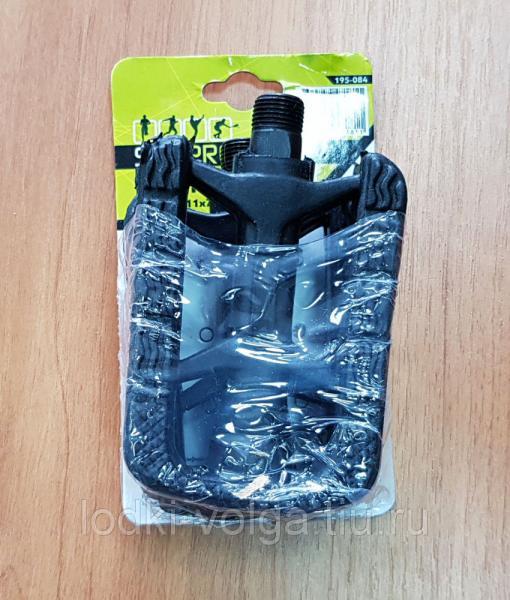 Велопедали SILAPRO (пластик, 11х7см (195-084))
