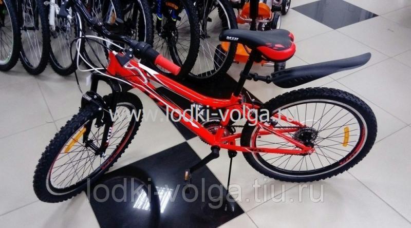 Велосипед MTR 624V 24 (красный)