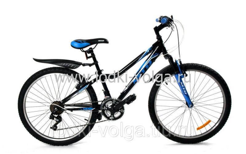 Велосипед MTR 624V 24 (черный)