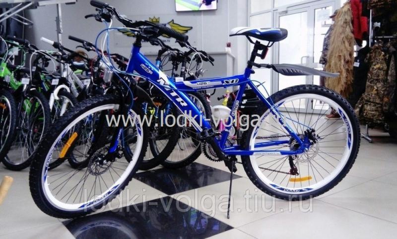 Велосипед MTR Andes D / 426D 26 (синий)