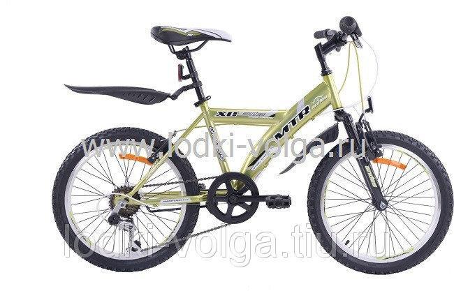 Велосипед MTR Andes V / 420 V 20''  (зеленый)