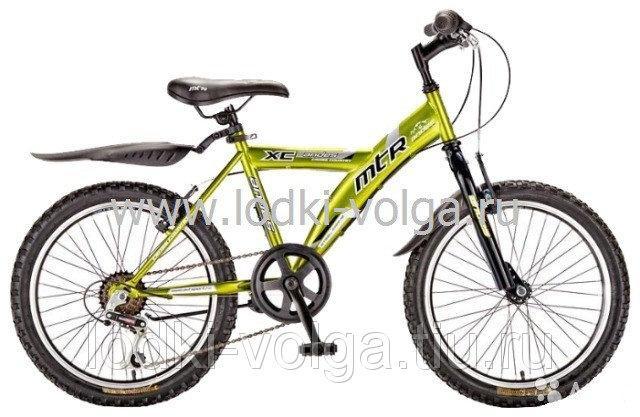 Велосипед MTR Andes V / 424 V 24'' (зеленый)