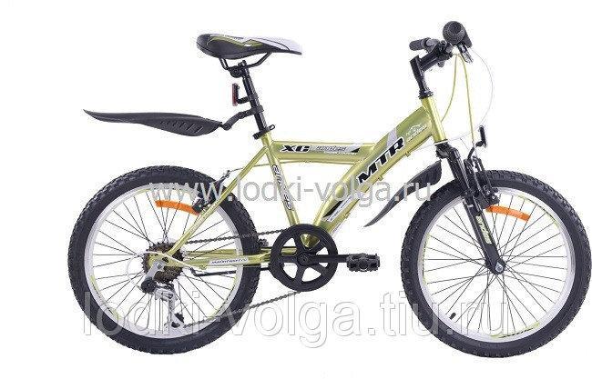 Велосипед MTR Andes V / 426V 26 (зеленый)