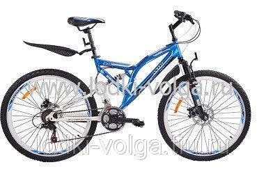 "Велосипед MTR Speedway D/326D 26"" (синий)"
