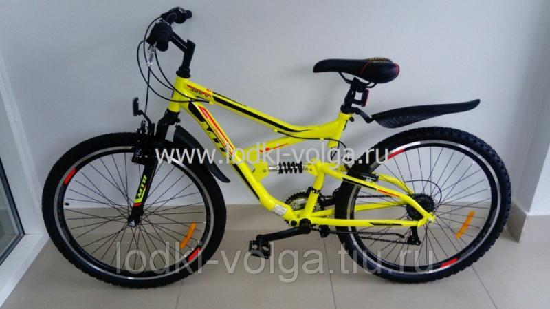 "Велосипед MTR Speedway V/326V 26"" (лимонный)"