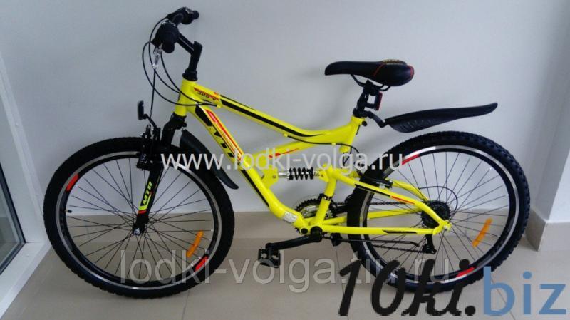 """Велосипед MTR Speedway V/326V 26"""" (лимонный) Велосипеды в России"""