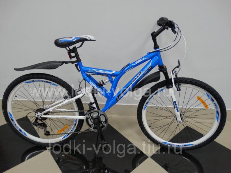 """Велосипед MTR Speedway V/326V 26"""" (синий)"""