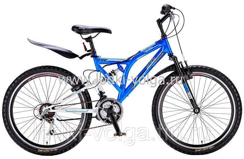 Велосипед MTR Speedway' V  320 V 20'' (синий)