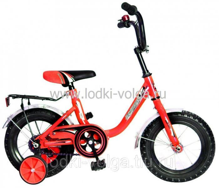 Велосипед МУЛЬТЯШКА 1204 12''; 1s (красный)