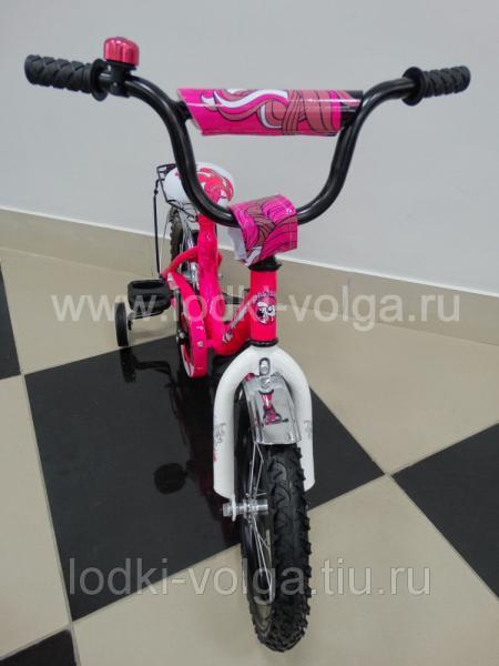 Велосипед МУЛЬТЯШКА 1403 14''; 1s (розовый)