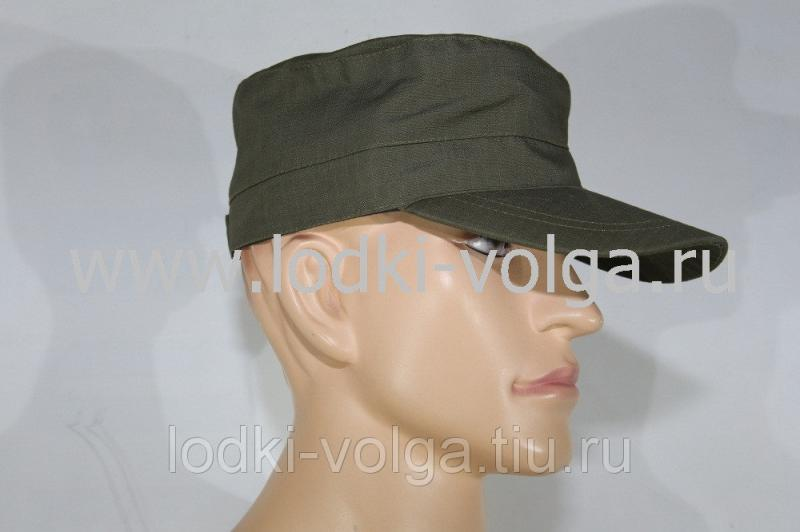 """Кепи """"Охотник"""" (цвет Хаки, ткань Палатка) размер 58-60"""