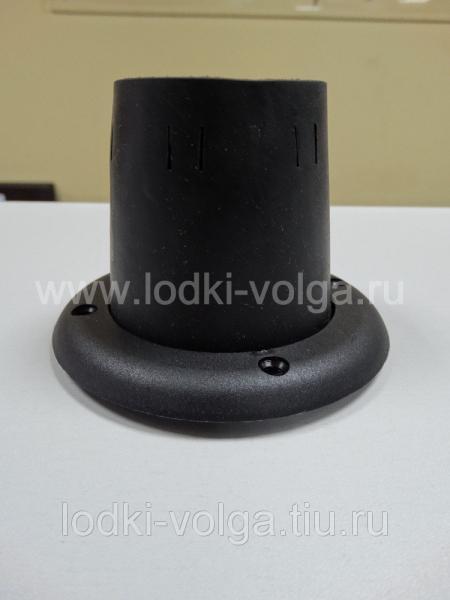 Кожух для пучка тросов черный d 94 мм R4B (CU2821)