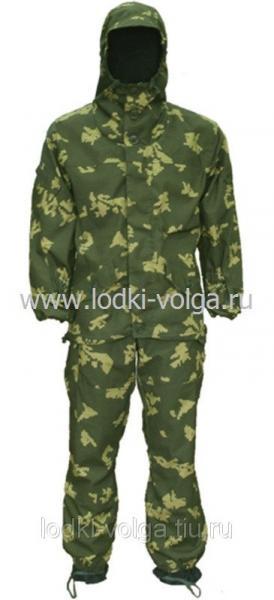 """Костюм """"Горка-V"""", цвет Пограничник, ткань Рип-Стоп, размер 44-46"""