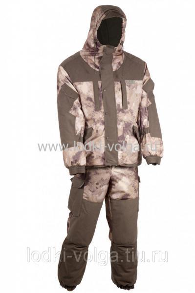 Костюм Горка Ангара, ткань Мембрана, цв.Туман, размер 48-50