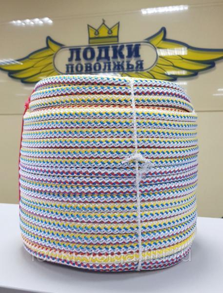 Якорная намотка d12м (100м)  цветной (уп.Бабина шт)
