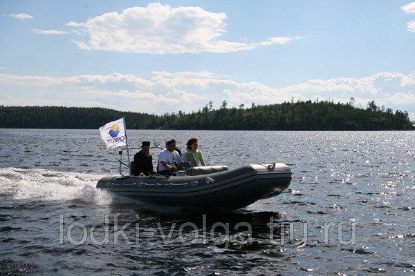 Лодка Посейдон-520 PRO S (с деревянным килем)