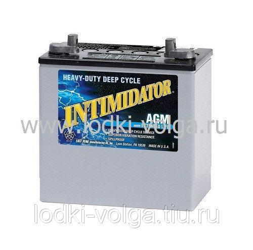Аккумулятор Intimidator Deka AGM 8A22NF, 55 А/ч