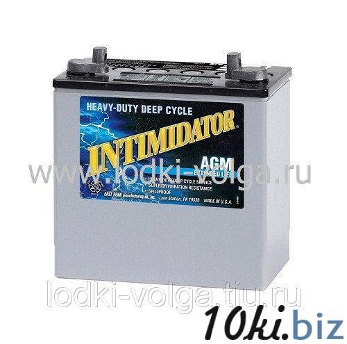 Аккумулятор Intimidator Deka AGM 8A22NF, 55 А/ч Лодочные моторы, аккумуляторы и аксессуары в Москве