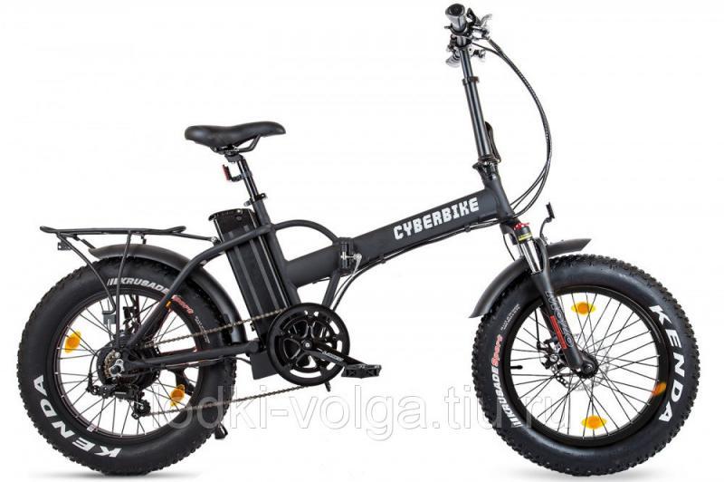 Велогибрид Cyberbike 500 Вт Черный-1859