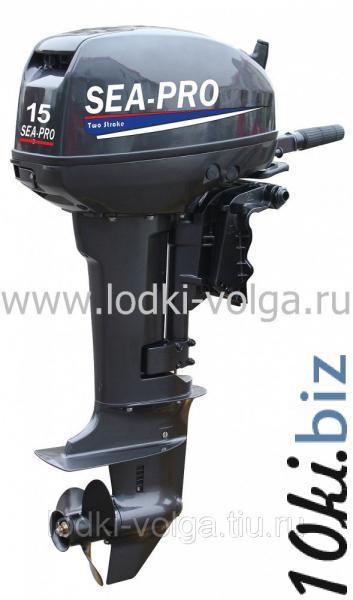 Лодочный мотор Sea-Pro T 15 S Лодочные моторы, аккумуляторы и аксессуары в Москве