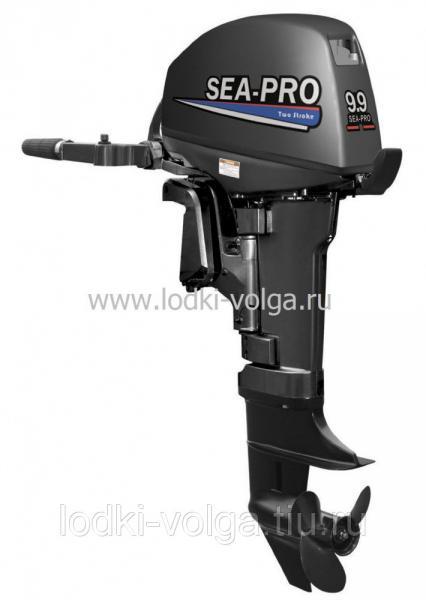 Лодочный мотор Sea-Pro T 9,9 S