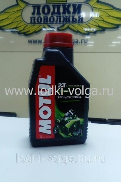 Масло мотор. 2-х тактное MOTUL 510 AS 2T п/с 1л (106606)