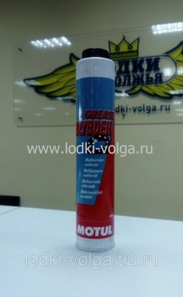 Масло смазка MOTUL Molibden 100 NLGI2 (серая) 400 мл (100923)