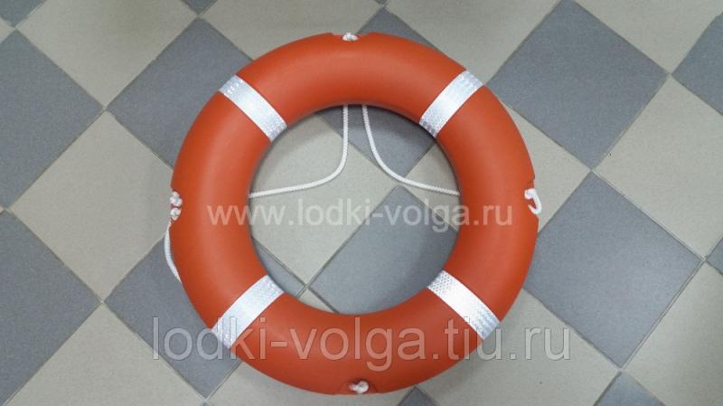 Спасательный круг с сертификатом Российского Речного Регистра