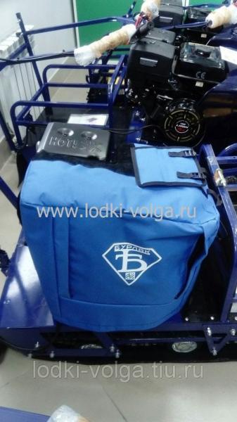 Чехол двигателя на буксировщик Бурлак-М Модернизированный