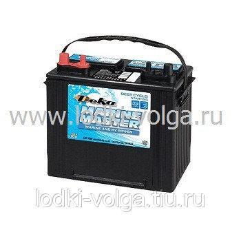 Аккумулятор Deka DP27 DT глубокого разряда, 100 А/ч