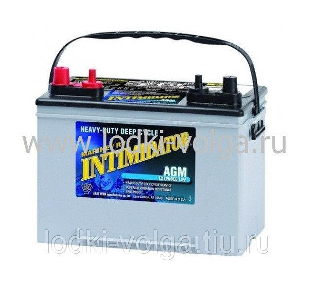 Аккумулятор Intimidator Deka AGM 8AU1, 32 А/ч