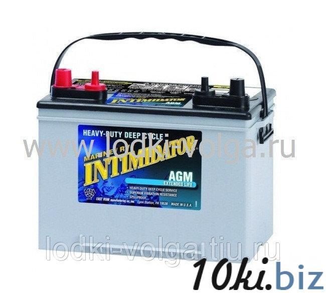 Аккумулятор Intimidator Deka AGM 8AU1, 32 А/ч Лодочные моторы, аккумуляторы и аксессуары в Москве