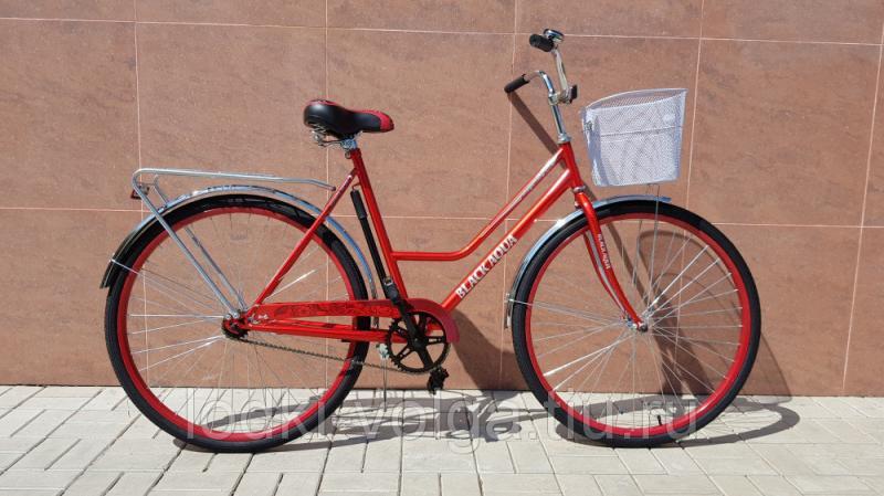 """Велосипед BA CITY 181 28"""" (красный)"""