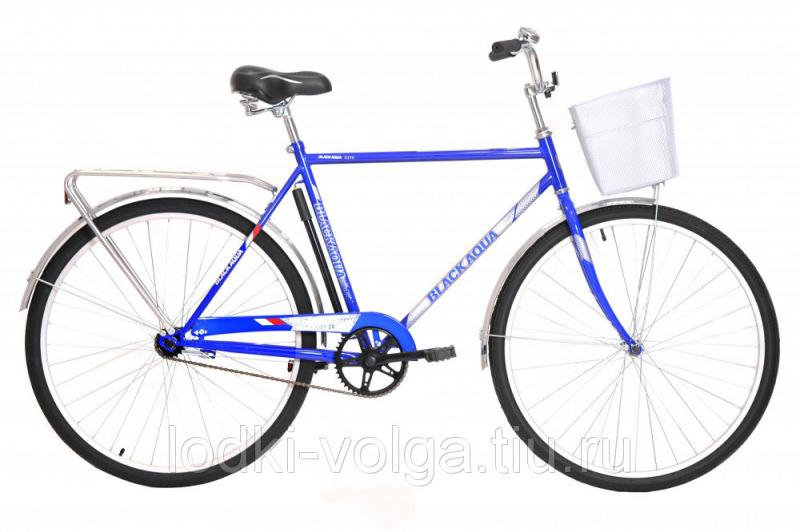 "Велосипед BA CITY 181 28"" (синий)"
