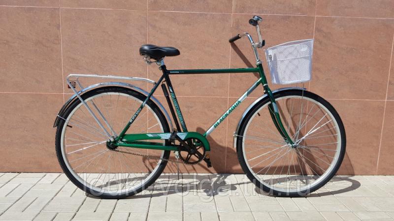 """Велосипед BA CITY 181 28"""" зеленый"""