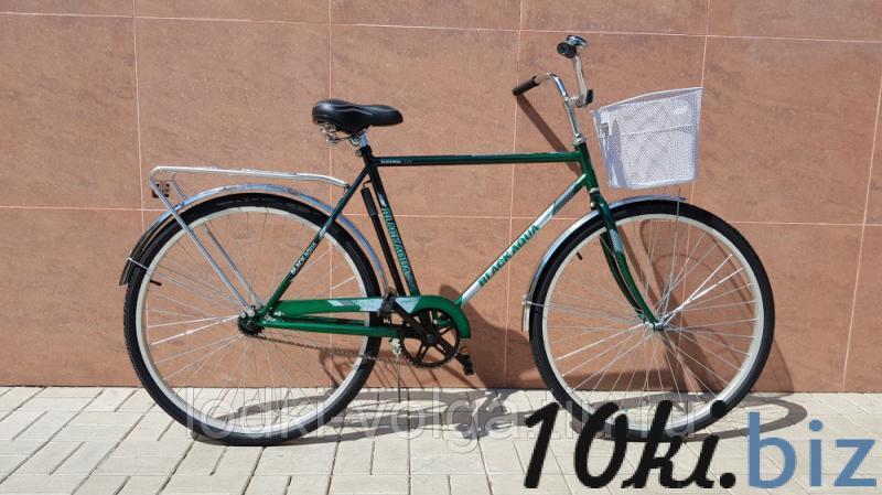 """Велосипед BA CITY 181 28"""" зеленый Велосипеды в России"""