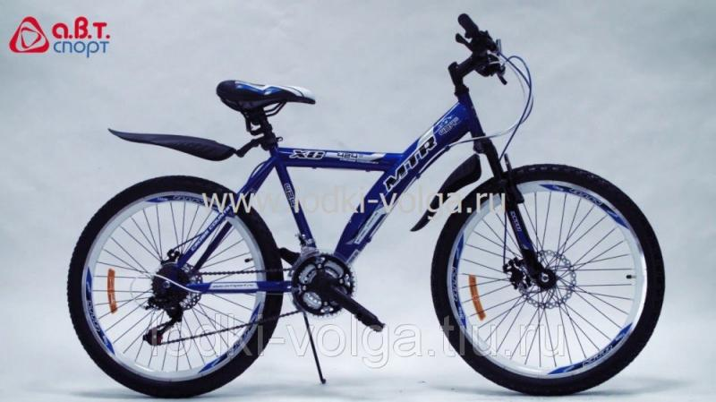 Велосипед MTR Andes V / 424 V 24'' (синий)