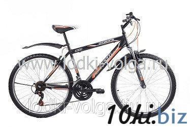 """Велосипед MTR Dynamite V / 120V 26"""" (черно-оранжевый) Велосипеды в России"""