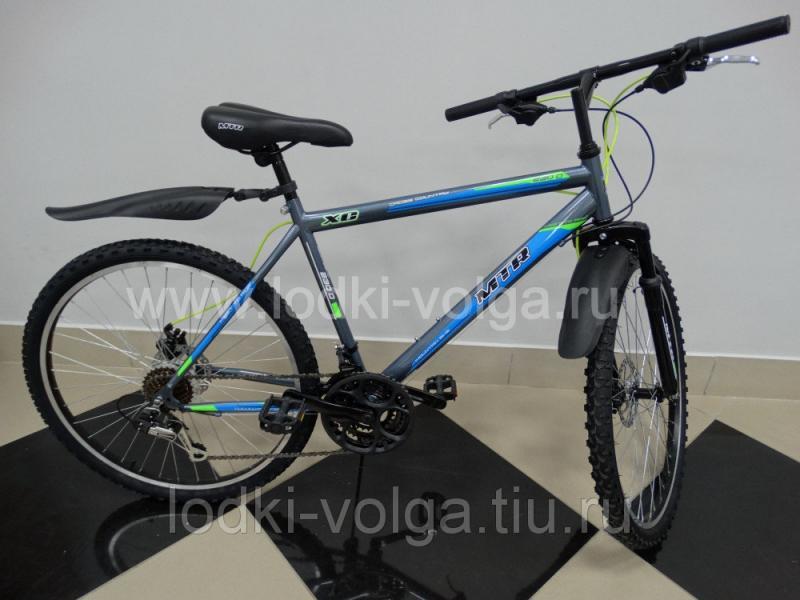 """Велосипед MTR Phantom D / 230D 26""""  (серо-зеленый)"""