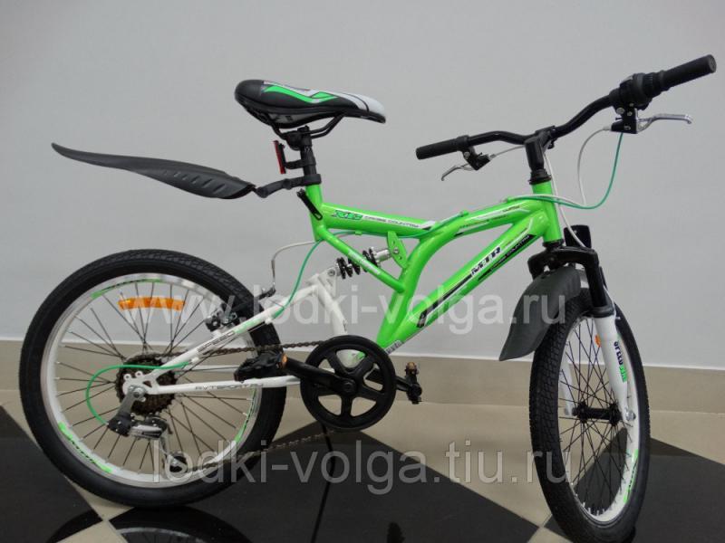 Велосипед MTR Speedway' V  320 V 20'' (зеленый)