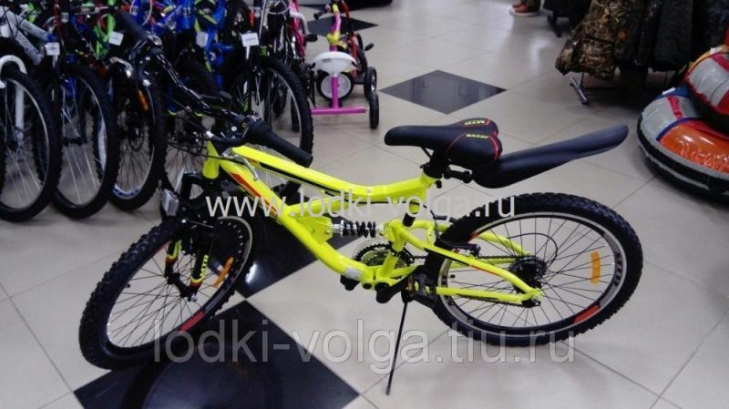 Велосипед MTR Speedway' V  324 V 24'' (лимонный)