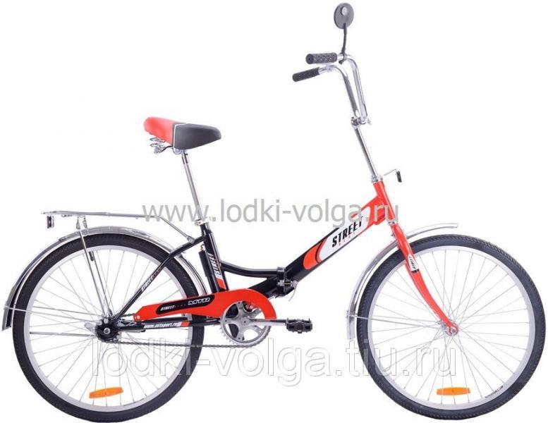 """Велосипед MTR Street Beat / 2401 24""""; 1s (красный)"""